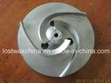 Roue à rotor, moulage à rotor, pompe à roue en acier inoxydable
