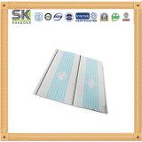 Tabla de plástico PVC tope para la decoración del hogar