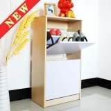 حذاء خزانة/لوح 4 صفح حذاء من خزانة