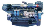 Motor diesel marina de Weichai Deutz Wp12c para la venta