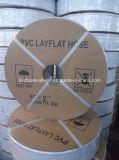 """Труба шланга 6 полива воды шланга Layflat гибкого волокна PVC Braided """""""
