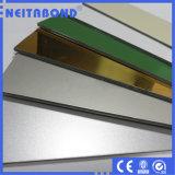 Панель Compoiste зеркала Neitabond алюминиевая для ненесущей стены