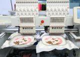 De dubbele Hoofden automatiseerden de Tubulaire Machine van het Borduurwerk met Ce & SGS