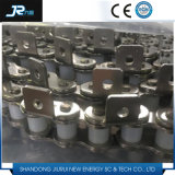 Chaîne de convoyeur en acier au carbone à double hauteur professionnelle