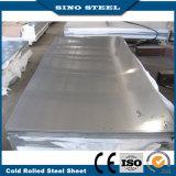 ISO, SGCC, Dx51d, folha galvanizada mergulhada quente da placa de aço