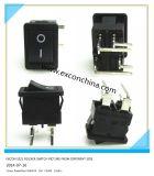 Ss21 Interruptor de balancín sin lámpara Interruptor de alimentación para copiadora