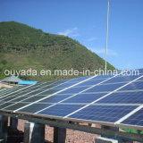 كهرباء شمسيّة يلد نظامة