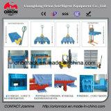 HDPE van de Injectie van het pakhuis de Op zwaar werk berekende Plastic Pallet van het Net