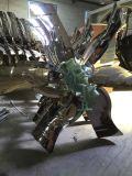 aço inoxidável novo ventilador de ar de pressão negativa