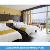 Сплошной панели дерева промышленных дешевой мебели с одной спальней