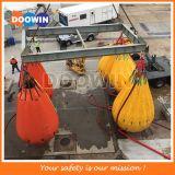 Sacs de poids de l'eau de grue / sacs d'eau de test de charge