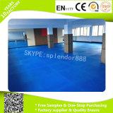 Le stuoie di gomma Tae Kwon di ginnastica fanno la pavimentazione della gomma piuma di EVA della strumentazione