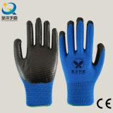 U3 la doublure Natrile a enduit les gants protecteurs de travail de travail de sûreté (N6026)
