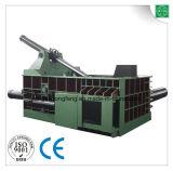 側面の放出のスクラップの鋼鉄梱包の出版物機械