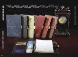 Het Spiraalvormige Notitieboekje van het metaal/Uitvoerende Agenda
