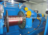 Máquina de torção de encadernação de cabos de cabo tipo arco para máquina de fazer cabos para fio de aço