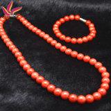Tourmaline e Germanium Health Care Bead Necklace