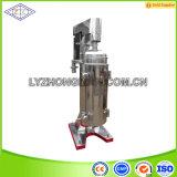 L'olio di modello di Gq105j purifica la centrifuga tubolare di separazione di solido liquido