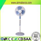 16 Zoll-elektrischer Standplatz-Ventilator für Afrika-Märkte mit Ce/RoHS/SAA
