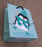 Sacchetto animale sveglio del regalo della carta da stampa di disegno