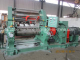 Mischendes Gummitausendstel Xk-360 mit der auf lagermischmaschine/geöffneter Rolle, die Tausendstel des RollenMill/2 mischen