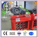 중국 공급자 에너지 절약 세륨 유압 호스 주름을 잡는 기계