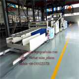 PVC는 자유로운 거품 널을 그린다 밀어남 기계 PVC가 PVC 거품 널을 벗기는 격판덮개 제조 기계 거품이 인 생산 라인 PVC가 자유롭게 기계 장 밀어남 거품이 이는