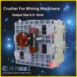 4つのローラーのThree-Stage粉砕機が付いている石造りの処理の機械装置鉱山の粉砕機
