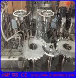 Elektrische Saft-Füllmaschine und mit einer Kappe bedeckende Maschine