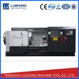 De as droeg de Draad van de Pijp van 225mm Snijdend CNC de Machine van de Draaibank van het Land van de Olie (QK1322)