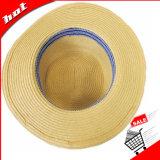 Papel chapéu Panamá Mulher Chapéu de Palha