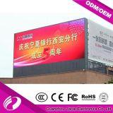 panneau d'Afficheur LED de la publicité extérieure d'écran de vidéo de 4.81mm