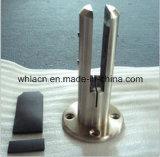 OEM Moulage en acier inoxydable 316 rails de montage de verre d'ergot (moulage de la cire perdue)