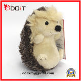 Brinquedo do Hedgehog da cor-de-rosa do brinquedo do animal enchido do luxuoso