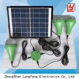 Accueil du système d'éclairage solaire 10W