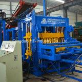 يشبع آليّة يشتبك إسمنت جير قرميد قرميد آلة [قت6-15] خرسانة قارب يجعل آلة سعر في هند