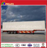 Hochleistungskarosserien-Kasten-halb Schlussteil für Ladung-Transportvorrichtung