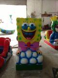 Happy Spongebob kiddie ride (LK39)