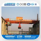 二重ガードの天井クレーン、橋クレーン(QD、QZ、QC)