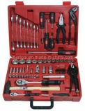 Горячая продажа 72ПК на базе профессионального ручного инструмента комплект (FY1072B)