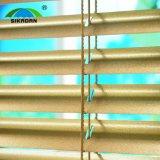 Abat-jour de rouleau en aluminium de Sunshutter pour la décoration de rideau en guichet