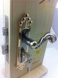 De tamaño medio de cerradura de puerta de aleación de zinc clásica