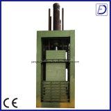 Tipo vertical prensa de madera de goma de la paja