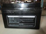 Ytx9-Dcmfbs 12V9ah asciugano liberamente la batteria caricata del motociclo di manutenzione