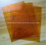 Wasser-Auswaschungs-Plastik-Platte für heiße Folien-Aushaumaschine
