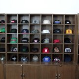 Gorra de béisbol modificada para requisitos particulares alta calidad del Snapback con bordado
