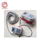 Medidor esperto pagado antecipadamente cartão Lxs15-25 do volume de água do RF dos Multi-Cartões