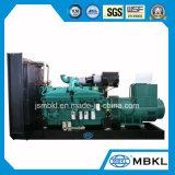 Diesel van het Type van Motor van Cummins de Open Generator 1000kw/1250kVA Kta50-G3 van de Macht