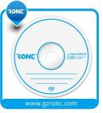 As amostras livres anulam DVD-R/+R com Ronc ou logotipo personalizado