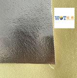 Tessuto rivestito di Kevlar del di alluminio